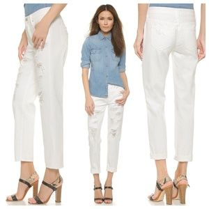 Mother The Loosey Party Crashers Distressed Jeans